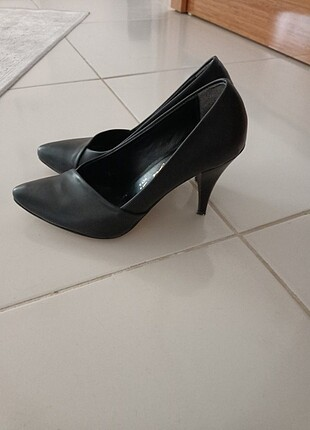 35 Beden Topuklu ayakkabı