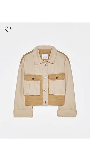 bershka ceket