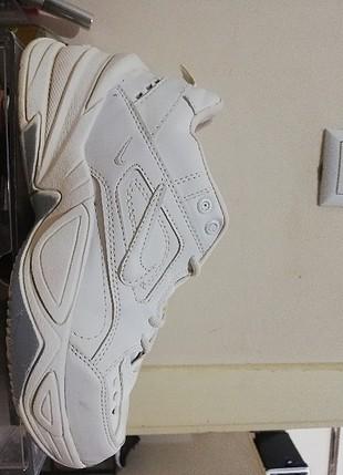 38 Beden beyaz Renk Nike M2K Tekno