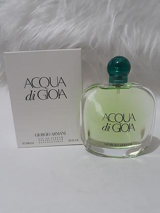 Giorgio Armani Gioia Edp 100ml Orijinal Bayan Tester Parfüm