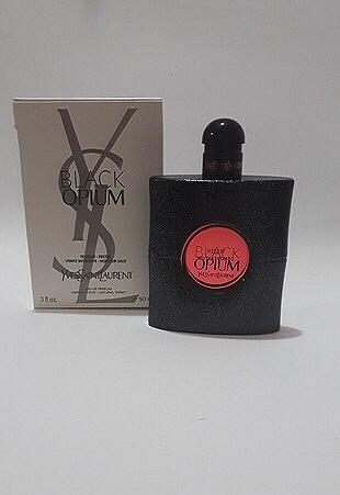 YvessaıntLaurent Black Opıum 90ml Orijinal Bayan Tester Parfüm
