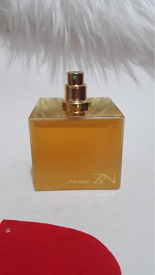Shiseido zen 100ml Orijinal Bayan Tester Parfüm