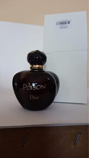 Dior poıson 100ml Orijinal Bayan Tester Parfüm