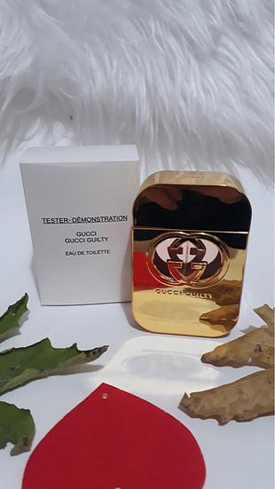 Guccı guilty 75ml Orijinal Bayan Tester Parfüm