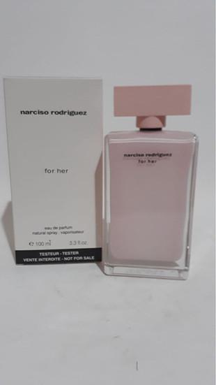 Narciso rodriguez 100ml Orijinal Bayan Tester Parfüm