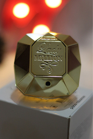 Paco Rabanne lady million 80ml orijinal Bayan Tester Parfüm
