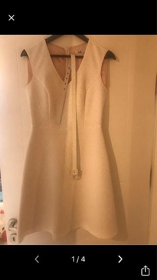 ADL Beyaz nikah elbisesi adil ışık