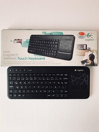 Logitech K400 Klavye