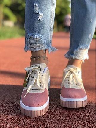Puma cali bayan spor ayakkabı