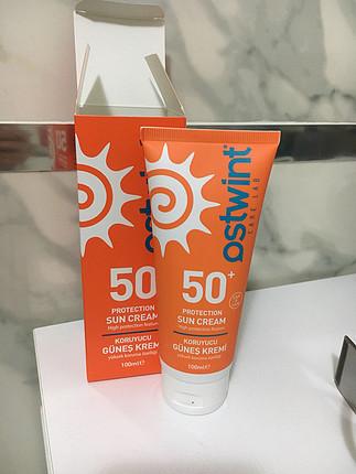 Ostwint 50 spf güneş kremi 100 ml