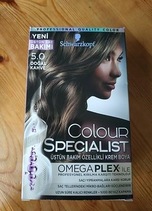 Saç boyası color specıalıst