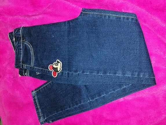 Mickey mouse jean