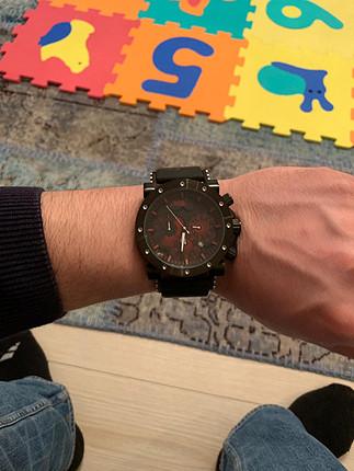 Erkek saat çok az kullanıldı
