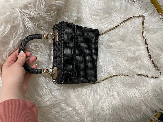 Zara Kutu çanta
