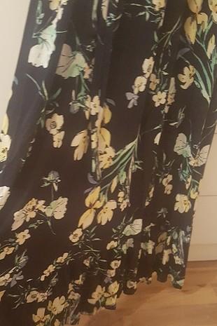 m Beden Uzun elbise