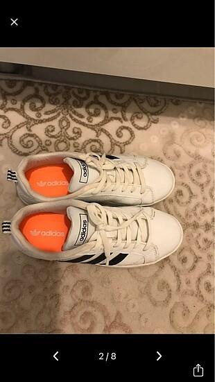 Adidas Tertemiz ayakkabı