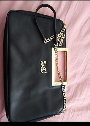 Yeni çanta siyah