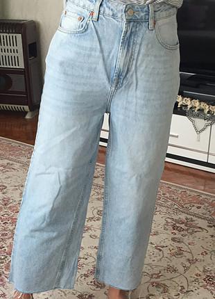 Designer Bol paça pantolon