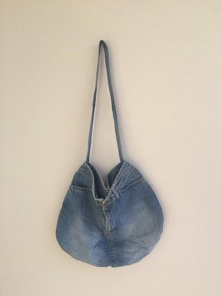 Jean çanta