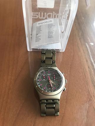 Swatch orjinal bayan saat