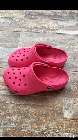 #crocs #terlik #fuşya