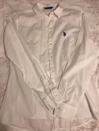 Polo beyaz gömlek