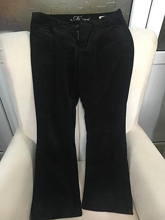 Orjinal kadife pantolon