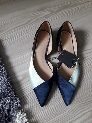 Zara şık ayakkabı
