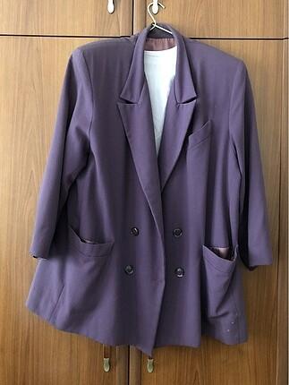 Mor ceket