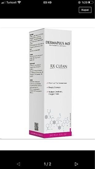 Dermaplus RX clean