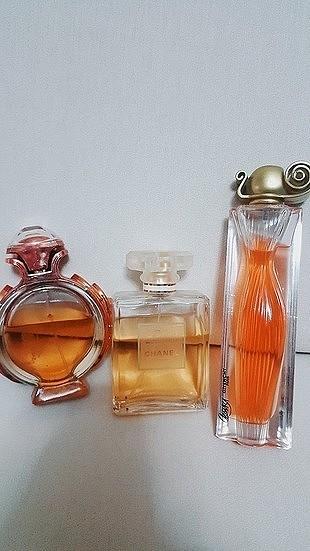 parfüm az kulanilmış