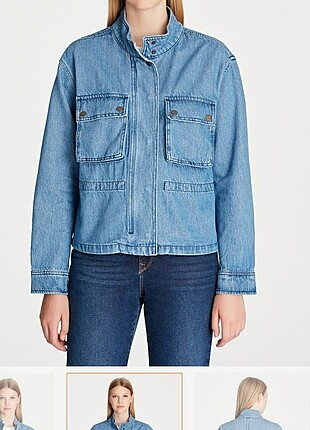 Mavi marka kot ceket