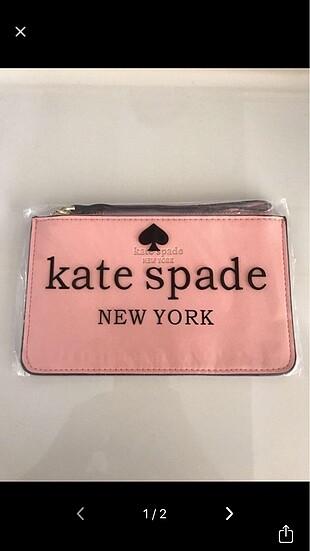 Somon rengi clutch el çantası