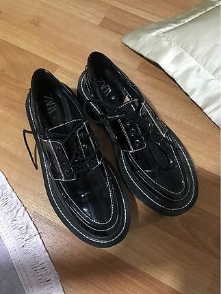 Zara Platform topuk ayakkabı