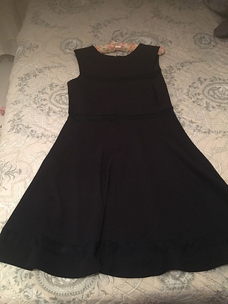 Tozlu elbise
