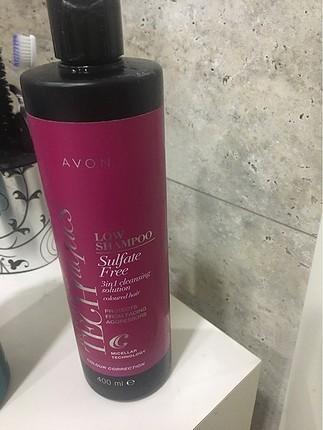 Avon şampuan