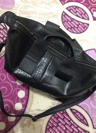 diğer Beden siyah Renk Koton çanta