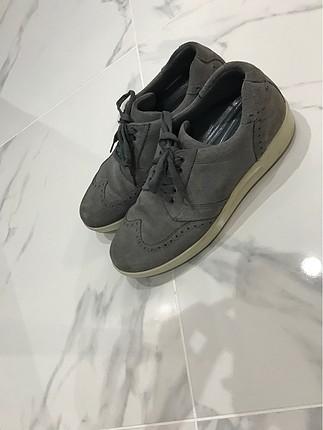 42 Beden gri Renk Hotiç Erkek Ayakkabı