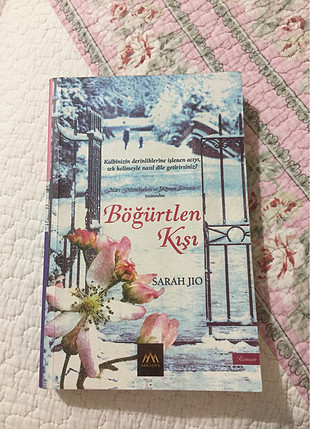 Sarah jio kitabı böğürtlen kışı