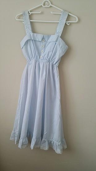 yazlik elbise