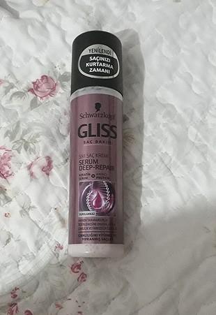Gliss sprey saç kremi
