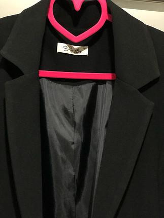 Safiye ekiz tasarımı blazer ceket
