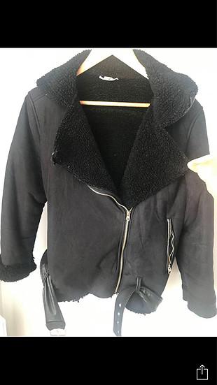 Zara Kürk ceket