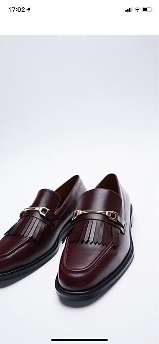 Zara makosen ayakkabı