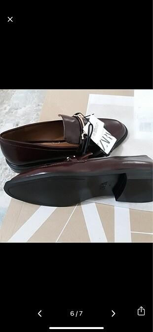 39 Beden Zara makosen ayakkabı