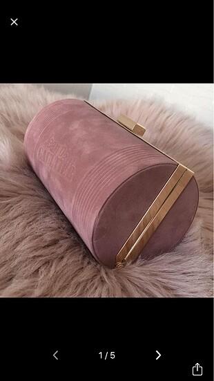 jean paul gaultier clutch çanta