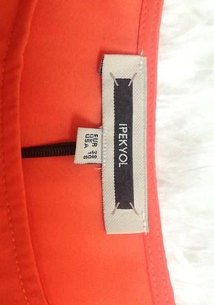38 Beden turuncu Renk tunik, gömlek, bluz