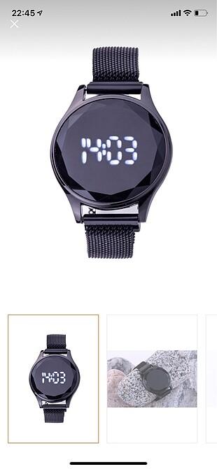 Mıknatıslı Saat