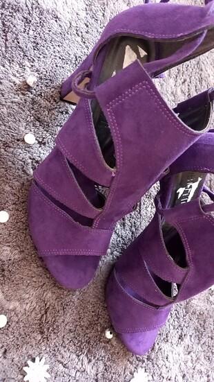 Topukşu ayakkabı