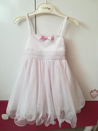 1-2 yaş abiye elbise